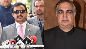 Halim Adil Sheikh is active in removing Sindh Governor Imran Ismail