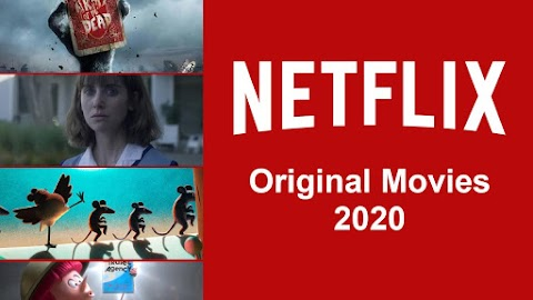 Mira los estrenos de Netflix para este 2020