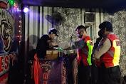 Lagi-lagi Langgar PPKM Level 3, Cafe Scorpions Kaserangan Dibubarkan Polres Serang