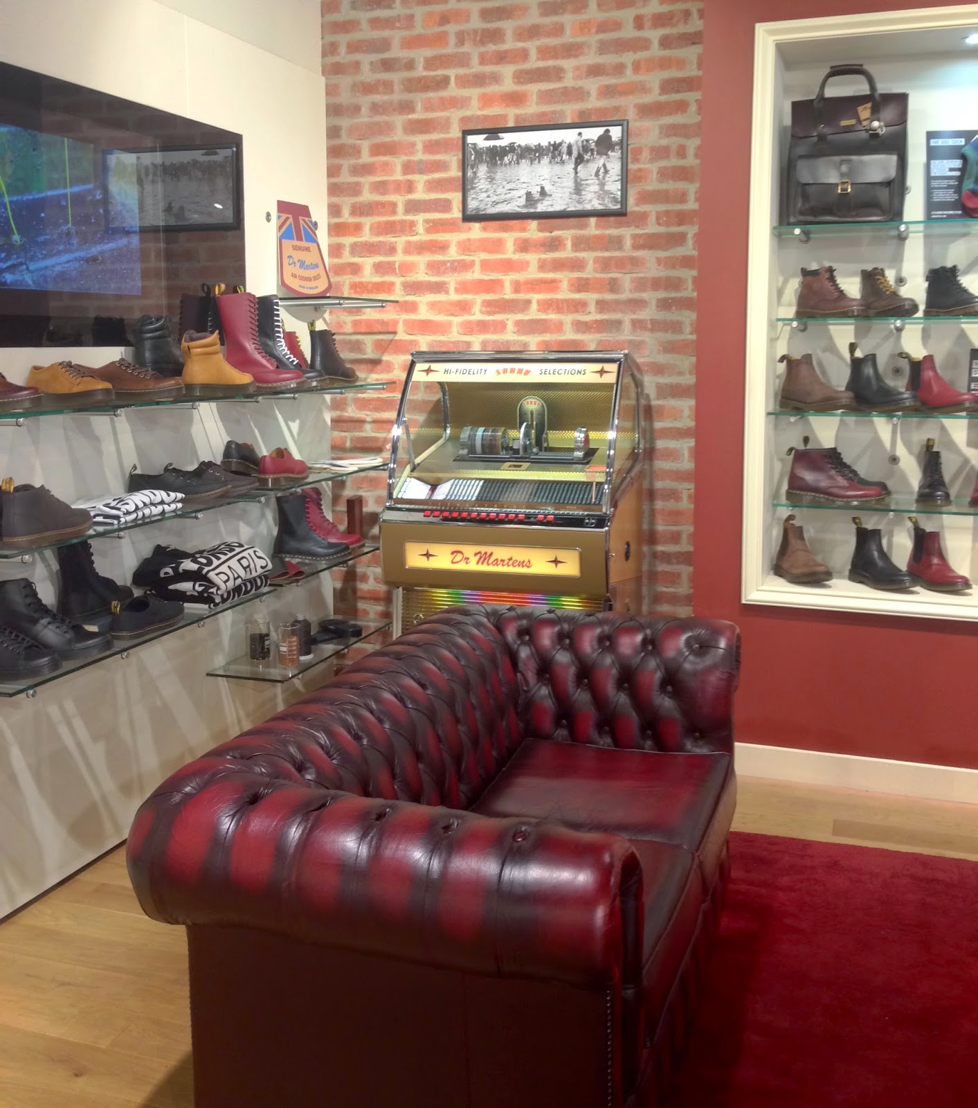 Dr Martens Store Party
