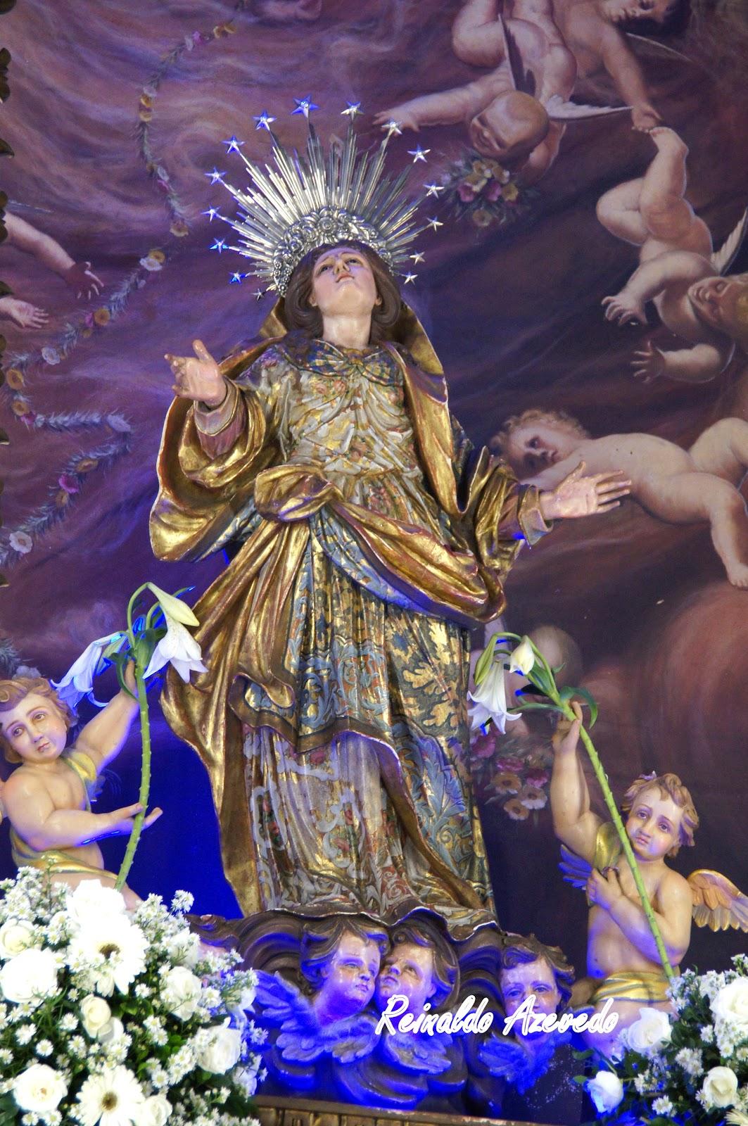 Equipes de Nossa Senhora -EQUIPE 1 - N. S. DA ASSUNÇÃO - Setor Lagos: Nossa Senhora da Assunção ...