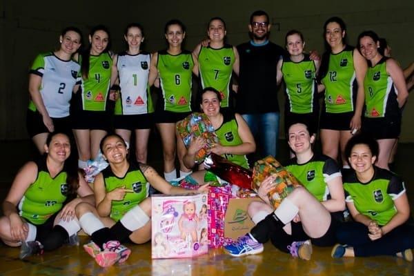 Máfia Voleibol feminino de Canoinhas