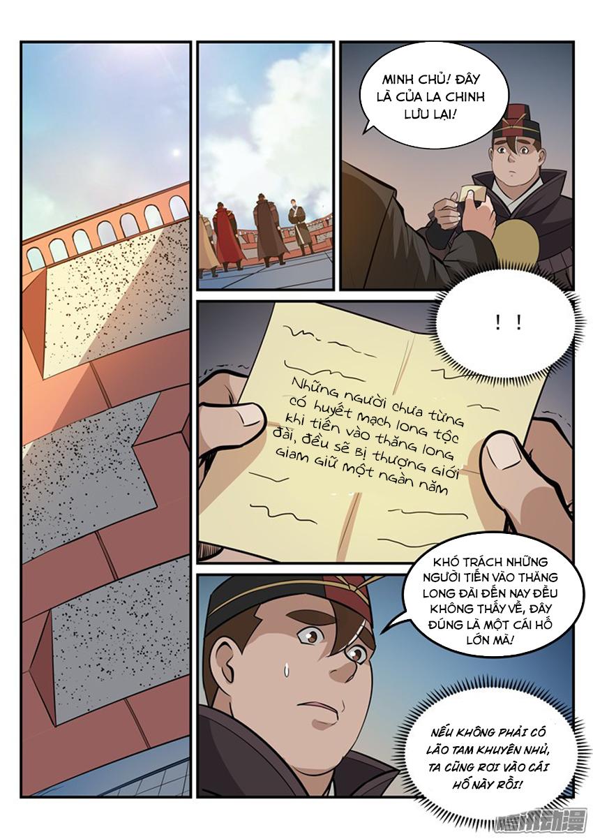 Bách Luyện Thành Thần Chapter 192 trang 9 - CungDocTruyen.com