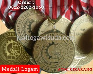 bikin medali wisuda akademi di cikarang