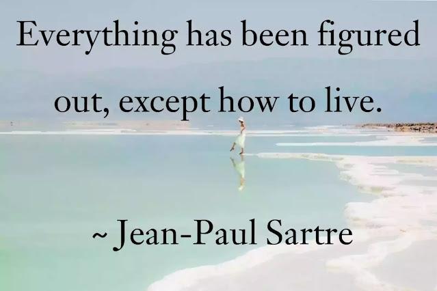 Jean-Paul Sartre Best Quotes
