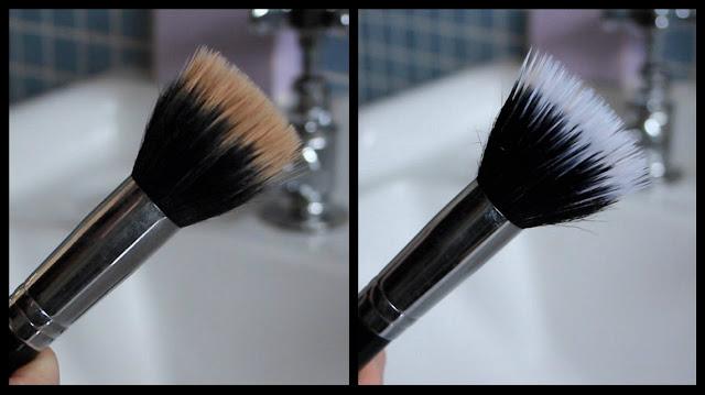 Comment garder ses brosses de maquillage propres