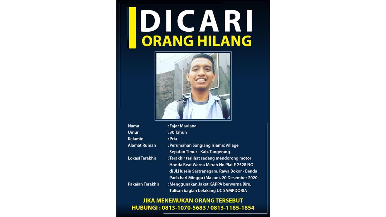 Petugas Keamanan Bandara Soekarno-Hatta Hilang Secara Misterius
