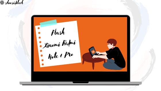 Cara Flash Xiaomi Redmi Note 6 Pro Global (100% Work)
