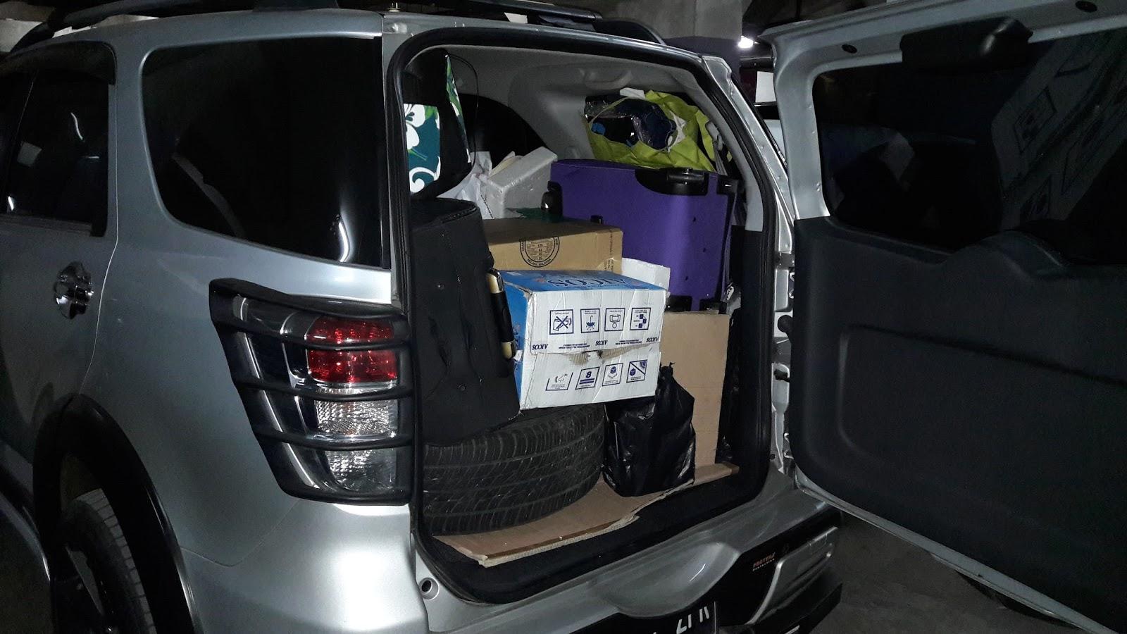The Journey Of Chimin: Road Trip Jalur Lintas Tengah