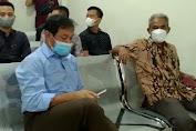 Wabup Saksikan Sidang Iday di Pengadilan Negeri Tebo