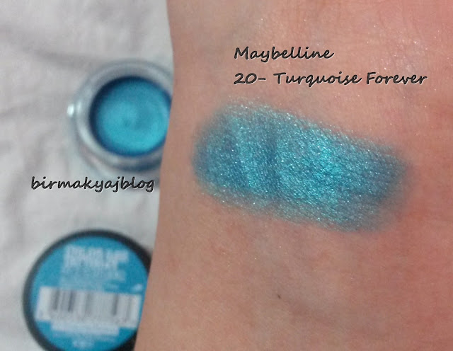 Maybelline 20 Turquoise Forever