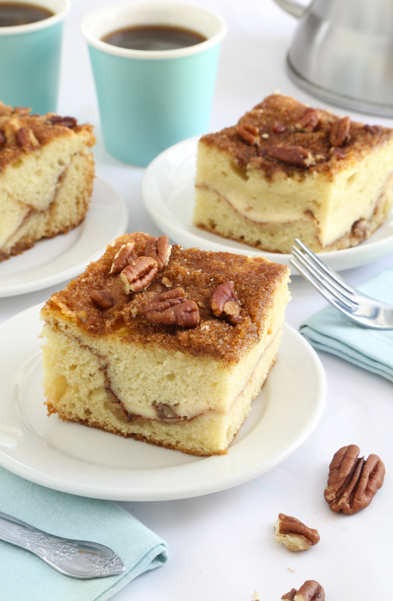 My Favorite Coffee Cake