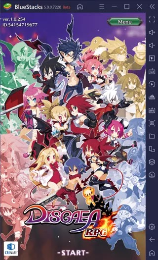 DISGAEA RPG Gameplay 2