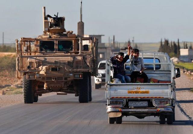 Οι συριακές δυνάμεις προελαύνουν στην Ιντλίμπ