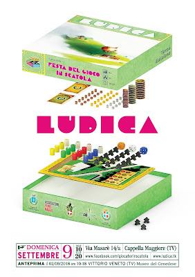 [Report] Ludica 2018