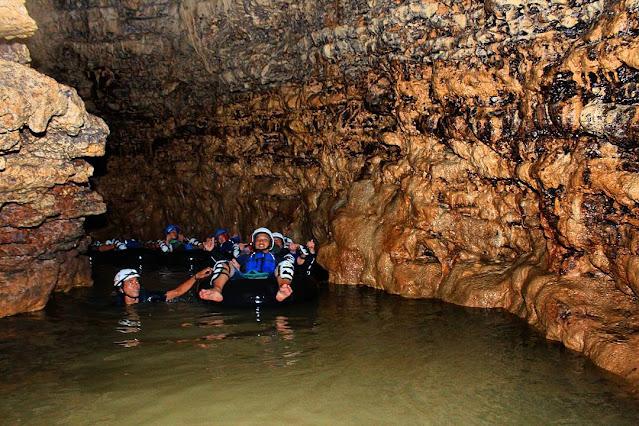 Wisata Goa Kalisuci Gunung Kidul, Tempat Cave Tubing Terbaik