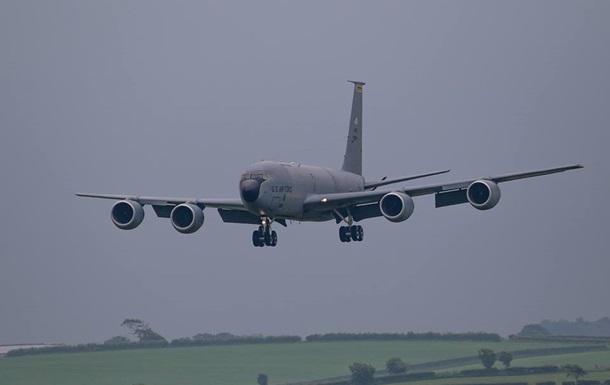 До Львова прилетіли п'ять військових літаків США
