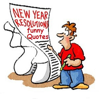 happy new year 2017 funny resolution quotes