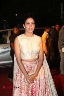 Actress Lavanya Tripati Stills in Beautiful Dress at Gemini TV Puraskaralu 2016 Event  0066.JPG