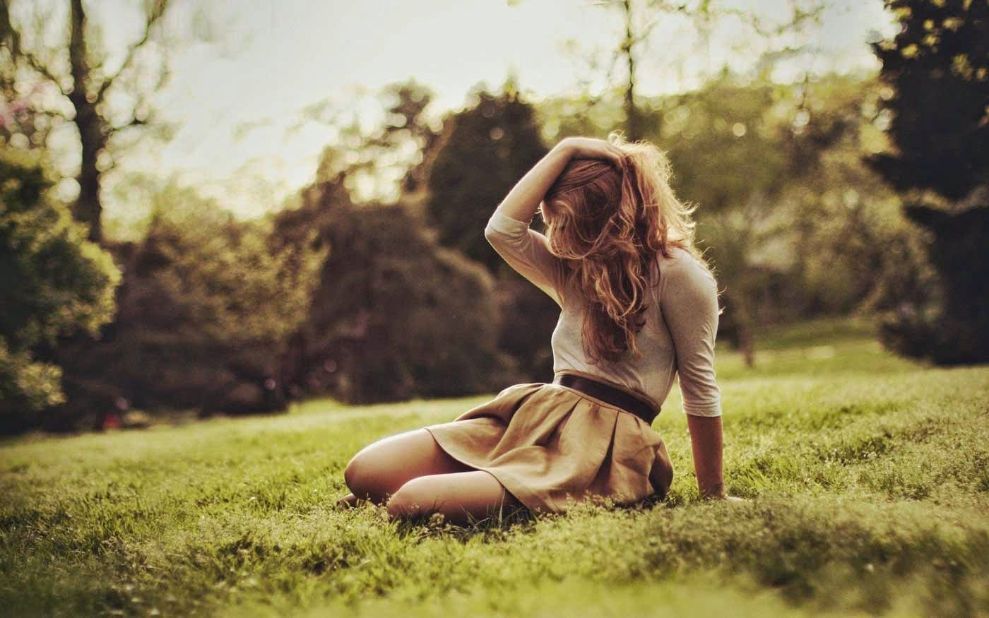 Girl in Nature Photography