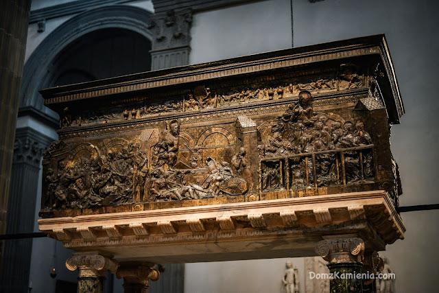 San Lorenzo Firenze, Donatello