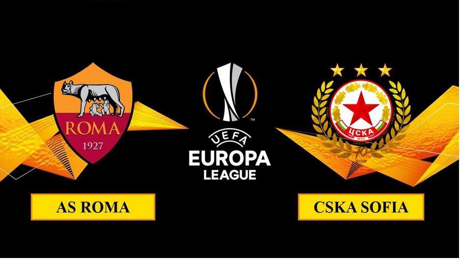 مشاهدة مباراة روما وسسكا صوفيا بث مباشر اليوم 29-10-2020 في الدوري الاوروبي