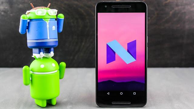 قائمة بالهواتف التي سيصلها تحديث Android Nougat 7.0