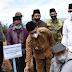 Bupati Ajak Masyarakat Huta Ginjang Menjadi Duta Wisata Desa