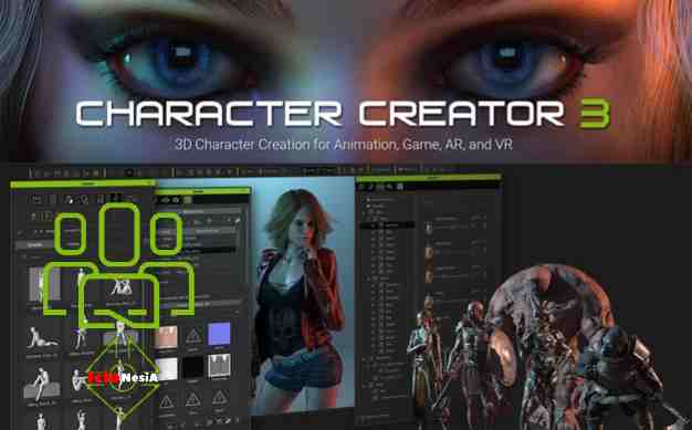 Character Creator 3.21.2423.1 Pipeline Full Version