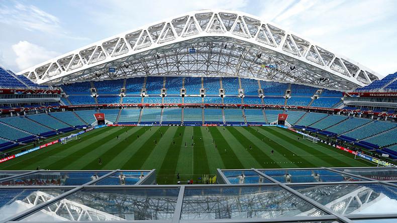 Fisht Stadium, Stadion Piala Dunia 2018
