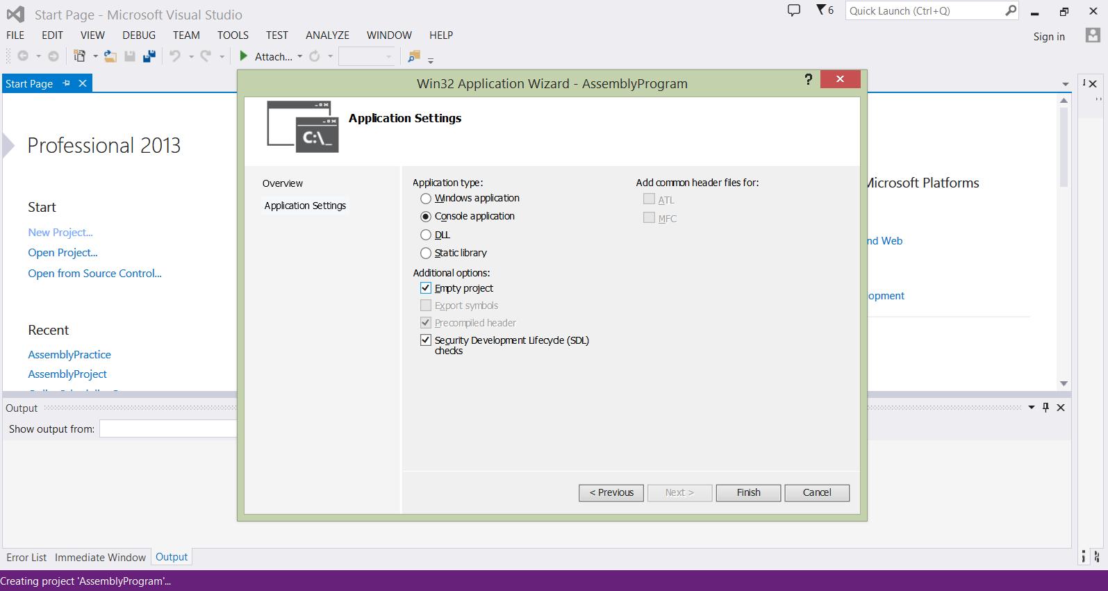 Write and manage code using Visual Studio