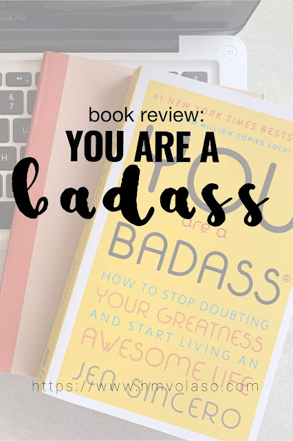 If you're looking for self-book and not sure where to start, You Are A Badass is probably the best choice!