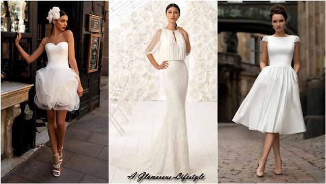 abito da sposa alternativo