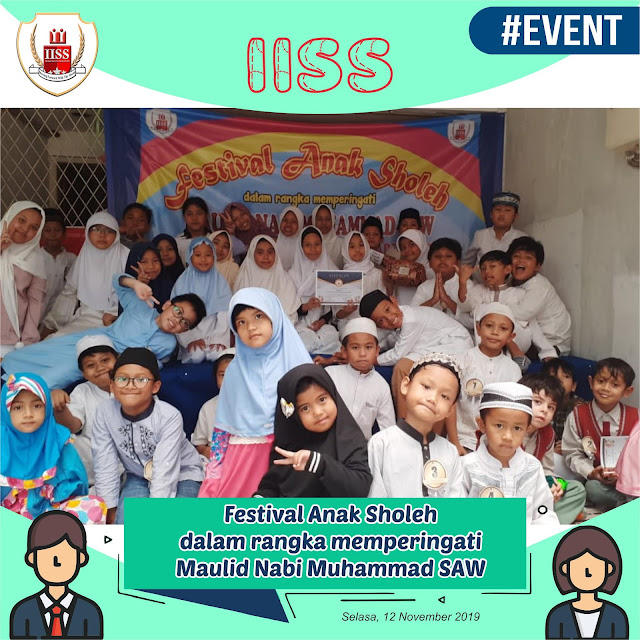 SD Indonesia Interactive Standard School (IISS) Malang