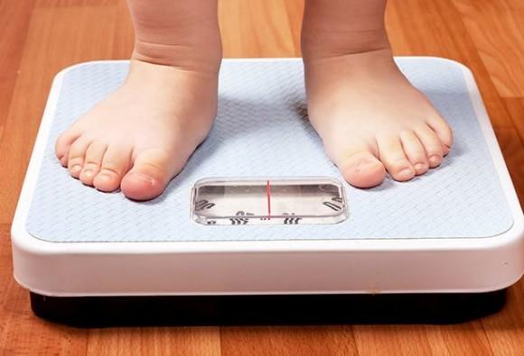 महीने के बच्चे का वजन 22 किलोग्राम