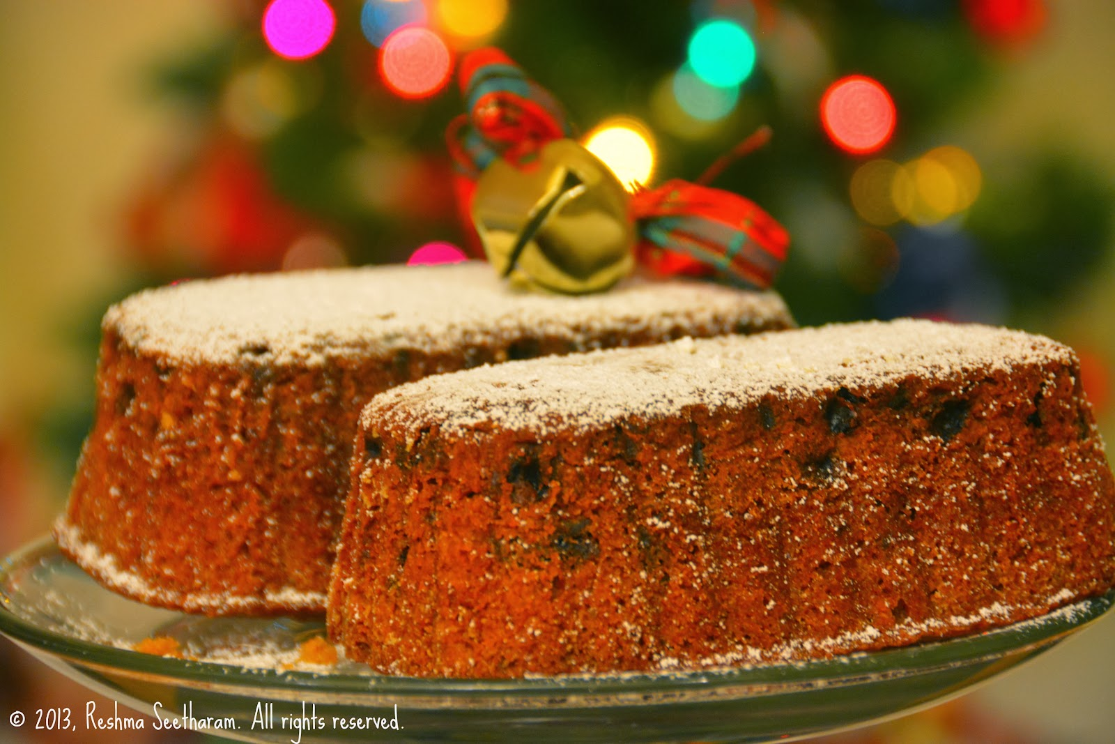 Inch Fruit Cake Recipe