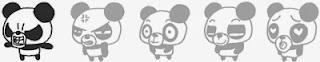 1 Panda Wertung, pandastic books
