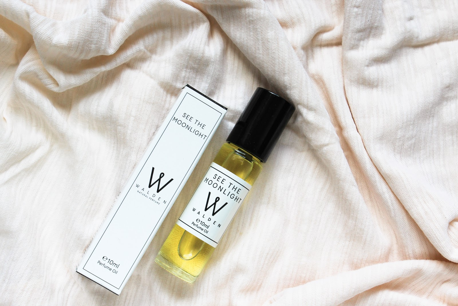 Walden Natural Perfume See the Moonlight Perfume Oil Roll On. Love Lula
