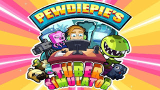 PewDiePie's Tuber Simulator Mod v1.1.0 APK Unlimited Money Bux Hack Android IOS