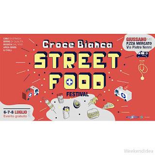 Street Food Festival 6-7-8 Luglio Giussano (MB)