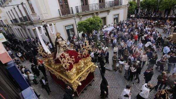Paralizada la comisión de la Semana Santa alternativa en Jerez
