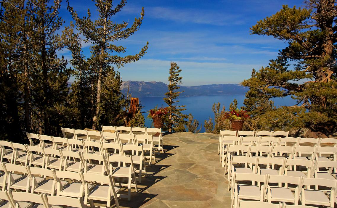 Heavenly Mountain Resort Wedding Venue