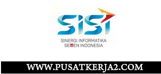 Loker  Terbaru SMA D4 S1 PT Sinergi Informatika Semen Indonesia  April 2020