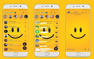 Cute 2 Theme For YOWhatsApp & Fouad WhatsApp By Leidiane