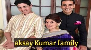 aksay Kumar family wiki