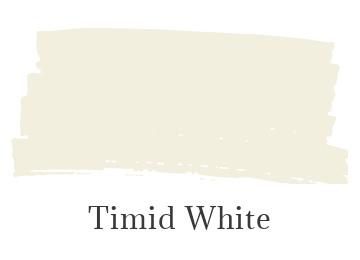 Benjamin Moore Timid White
