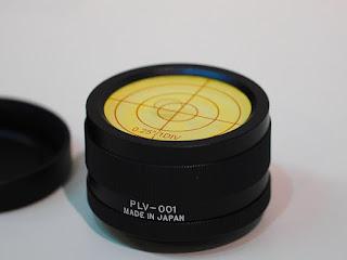 以前お買い取りしたGANREF精密水準器(PLV-001)です カメラやレンズ・カメラ周辺機器なども質預かりや買い取りしています
