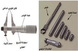القياسات الفنية في الميكانيك