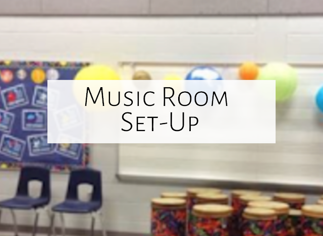 My Music Room Set-Up`