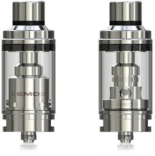 Review Eleaf Lemo 3 Atomizer